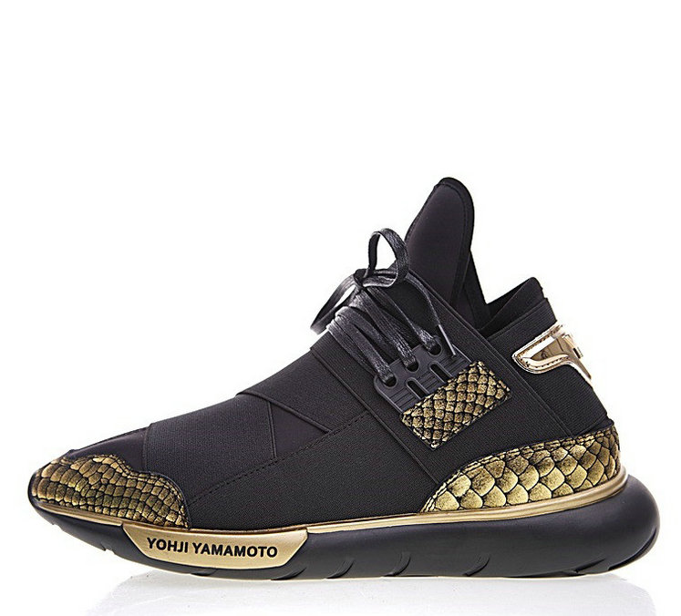 Wholesale Cheap Adidas Replica Y-3 Qasa High Sneakers For Sale-018