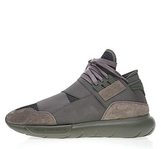 Wholesale Cheap Adidas Replica Y-3 Qasa High Sneakers For Sale-019