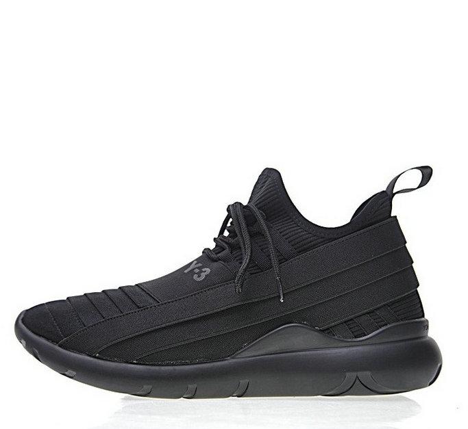 Wholesale Cheap Adidas Replica Y-3 Qasa High Sneakers For Sale-020