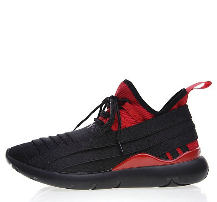 Wholesale Cheap Adidas Replica Y-3 Qasa High Sneakers For Sale-021