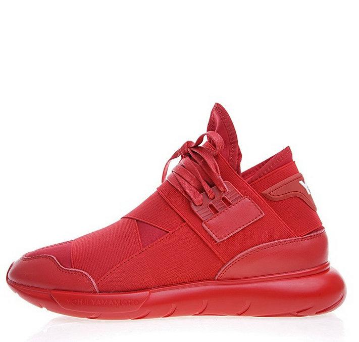 Wholesale Cheap Adidas Replica Y-3 Qasa High Sneakers For Sale-022