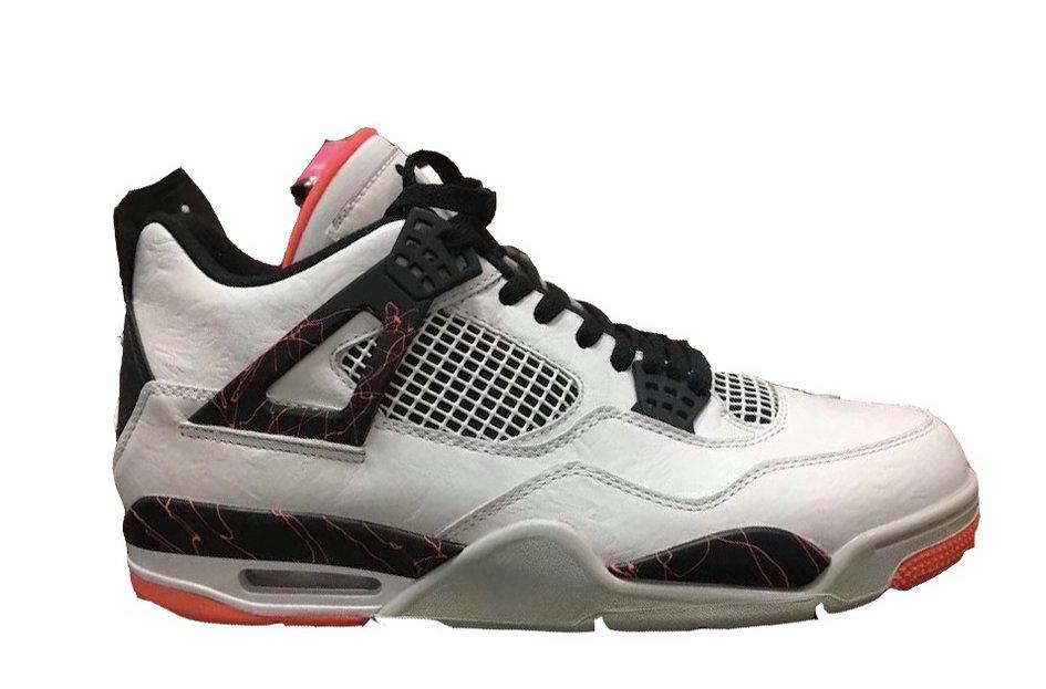 Air Jordan 4 Pale Citron 308497-116