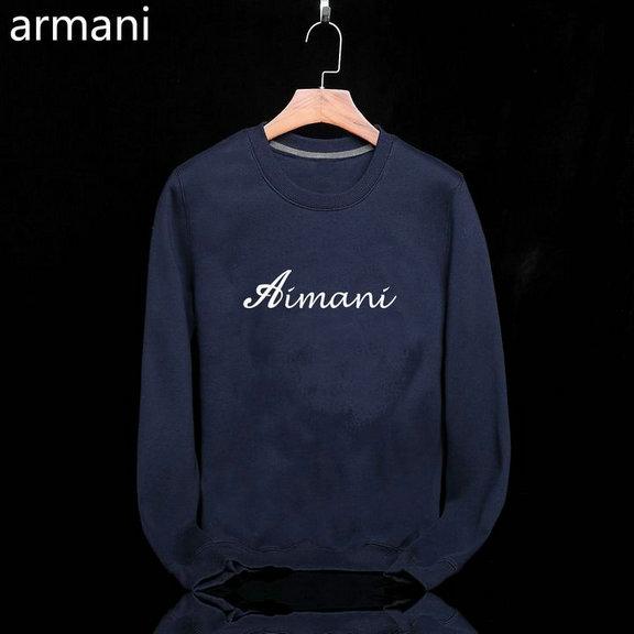Wholesale Armani Set Head Fleece for Men & Women-062