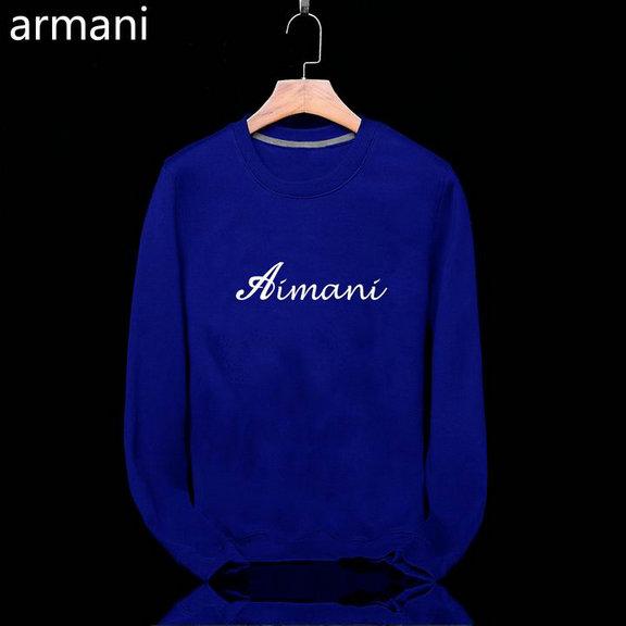 Wholesale Armani Set Head Fleece for Men & Women-063