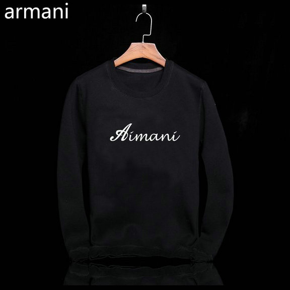 Wholesale Armani Set Head Fleece for Men & Women-064