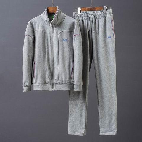 Wholesale Hugo Boss Long Sleeve Tracksuits Mens Sale-035