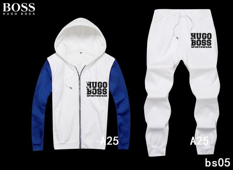 Wholesale Hugo Boss Long Sleeve Tracksuits Mens Sale-031