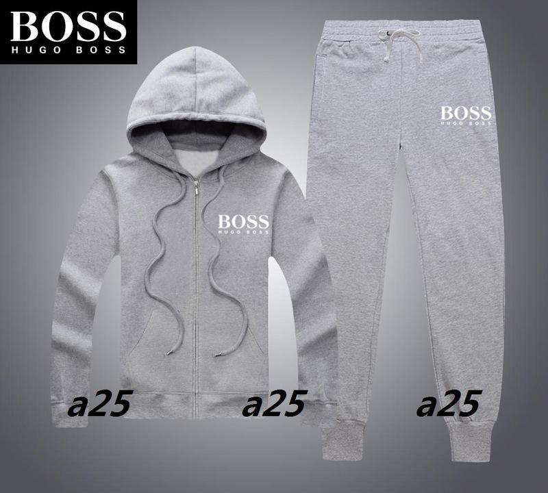 Wholesale Hugo Boss Long Sleeve Tracksuits Mens Sale-037