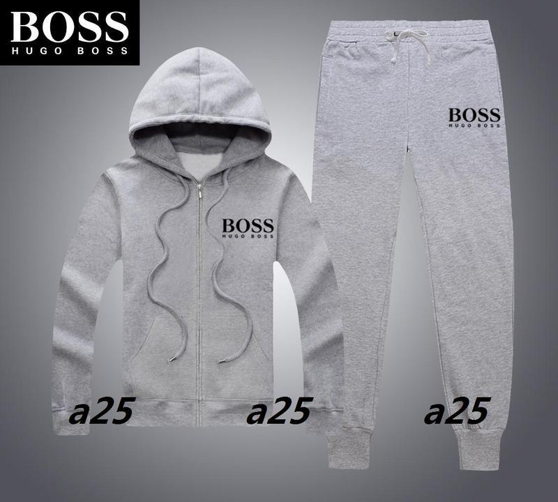 Wholesale Hugo Boss Long Sleeve Tracksuits Mens Sale-038