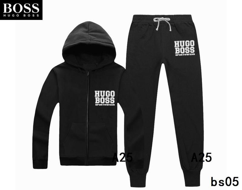 Wholesale Hugo Boss Long Sleeve Tracksuits Mens Sale-044