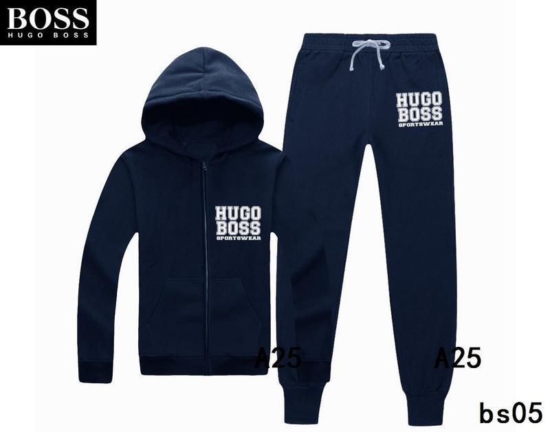 Wholesale Hugo Boss Long Sleeve Tracksuits Mens Sale-045