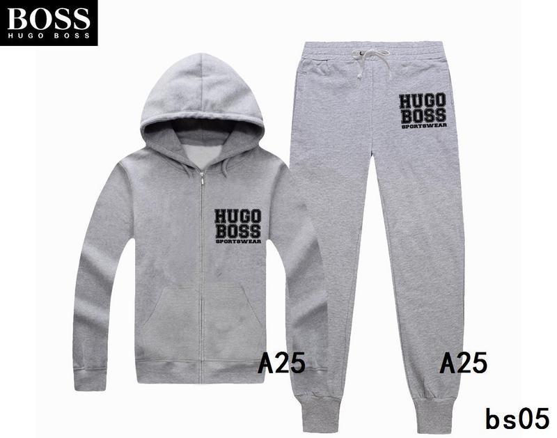 Wholesale Hugo Boss Long Sleeve Tracksuits Mens Sale-046