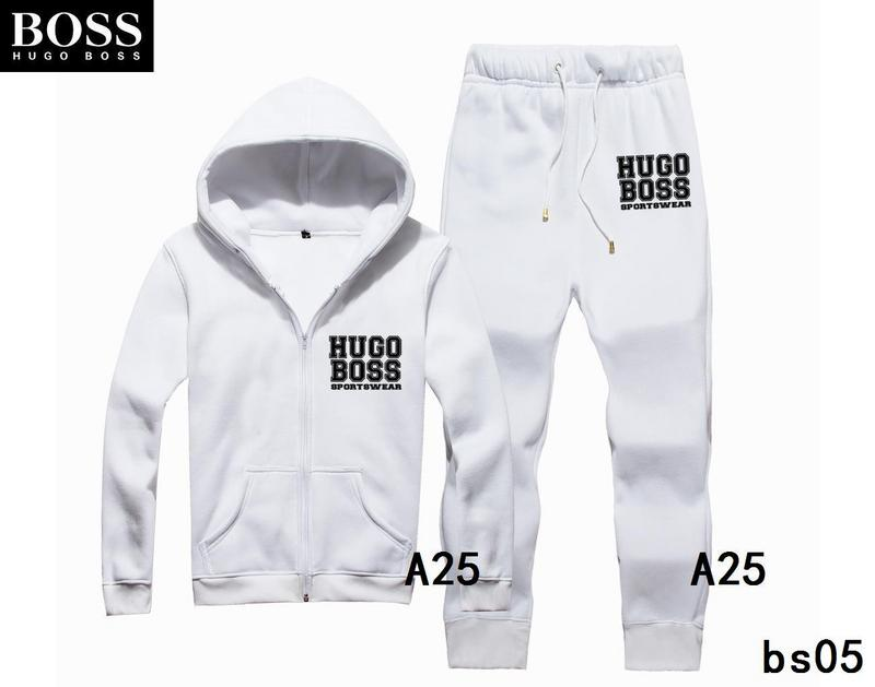 Wholesale Hugo Boss Long Sleeve Tracksuits Mens Sale-047