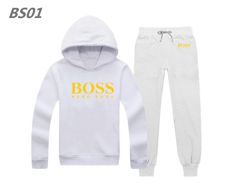 Wholesale Hugo Boss Long Sleeve Tracksuits Mens Sale-048