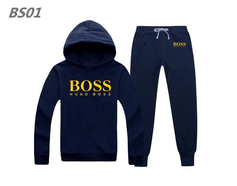 Wholesale Hugo Boss Long Sleeve Tracksuits Mens Sale-049
