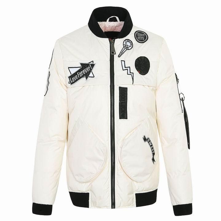 Wholesale Fendi Down Coats & Jackets for Men & Women-006