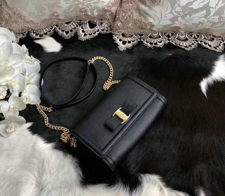 Wholesale salvatore ferragamo miss vara bow mini bag