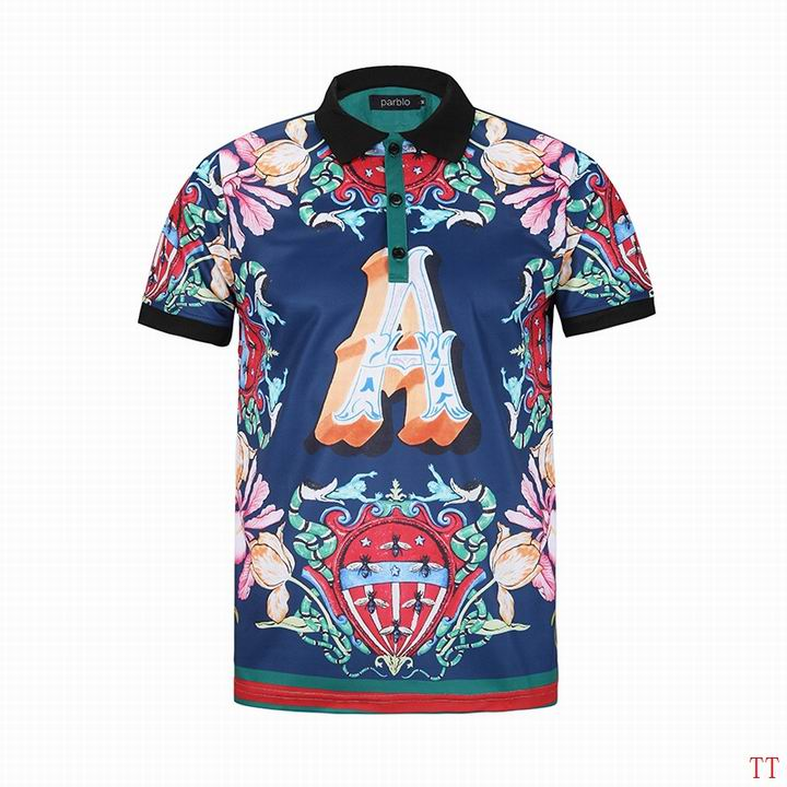 Wholesale Fashion Gucci Mens Short Sleeve Shirts-009