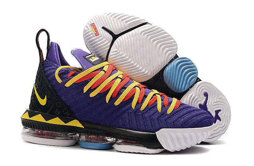 Wholesale Cheap Men's Nike LeBron 16 Basketball Shoes for sale