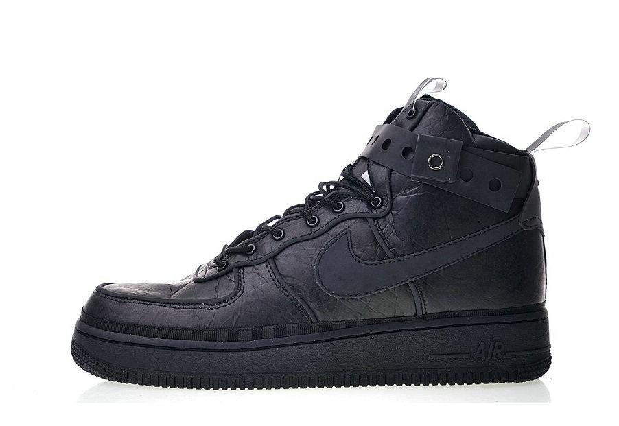 "Magic Stick x Nike Air Force 1 High ""VIP"" Black"