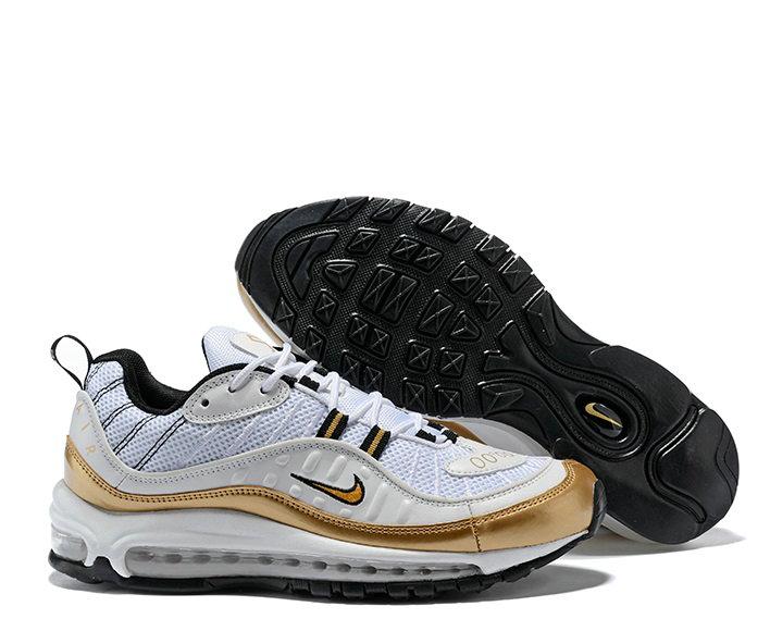 Wholesale Cheap Supreme X Nike Air Max 98 For Sale-027