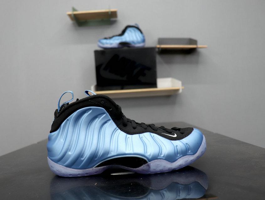 Nike Air Foamposite One University Blue 314996-402