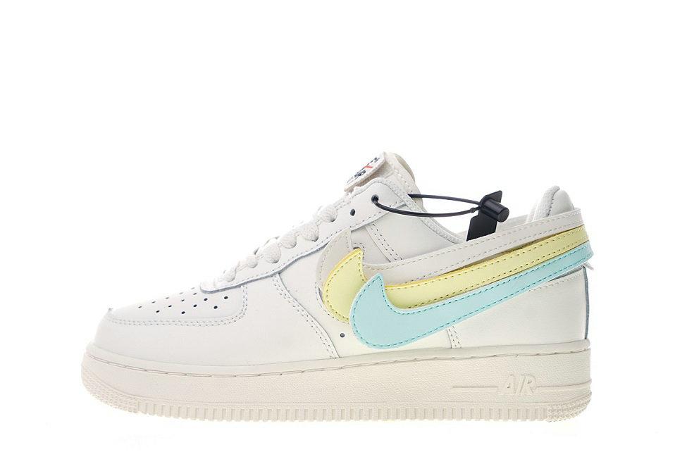 "Nike Air Force 1 07 QS ""Swoosh Pack""AH8462-101"