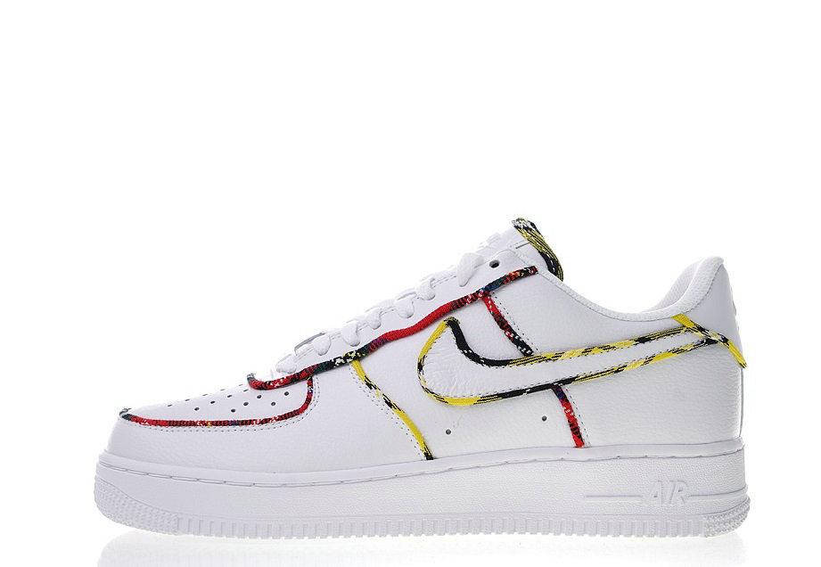 "Nike Air Force 1 Low ""Tartan"" AV8218-100"