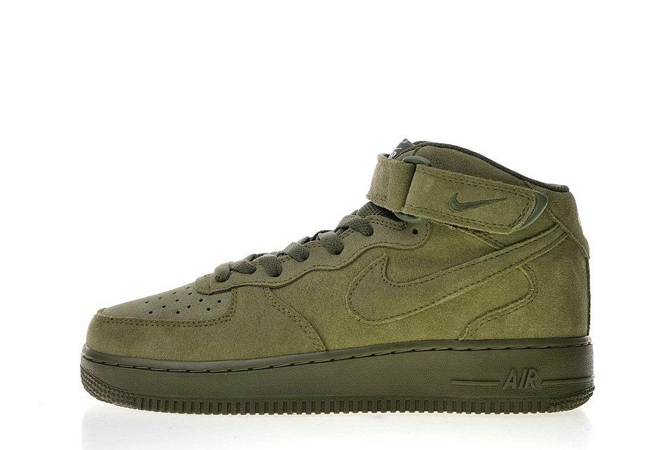 Nike Air Force 1 Mid 07 Legion Green