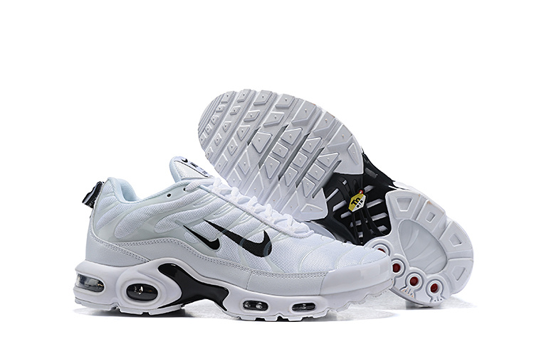 Nike Air Max Plus White Black