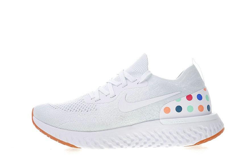 Nike Epic React Flyknit iD Sneaker AQ0067-994