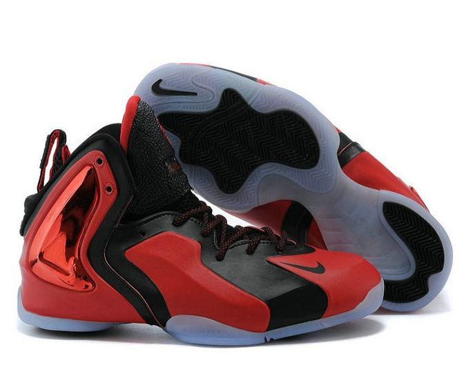 Wholesale Nike Lil Penny Posite Mens Shoes-002