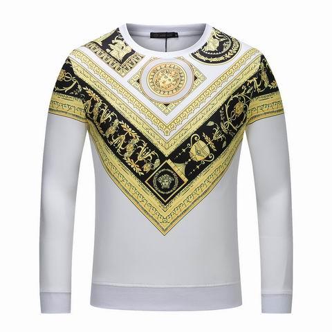 Wholesale High Quality Versace Replica Sweatshirts for Sale-045