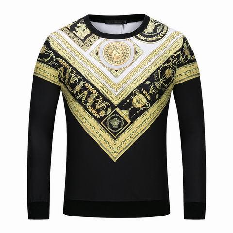Wholesale High Quality Versace Replica Sweatshirts for Sale-046