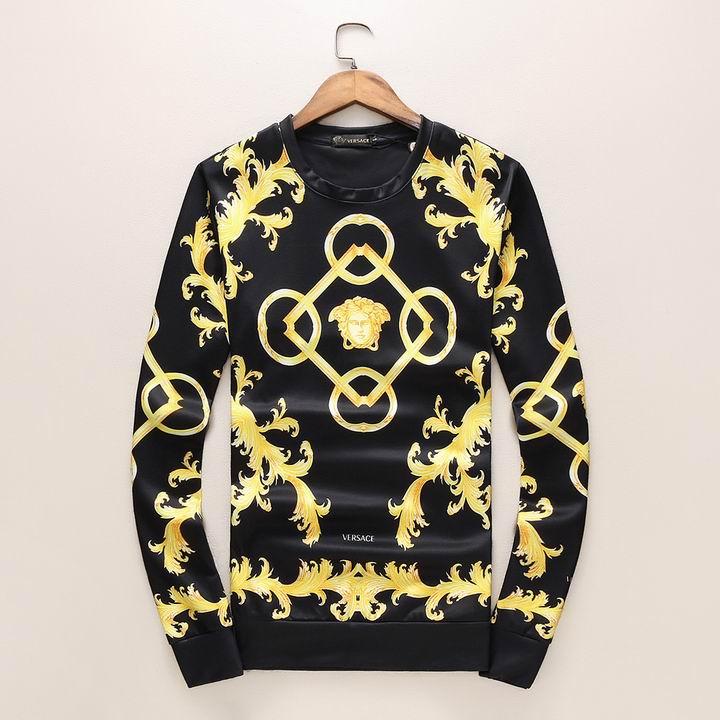 Wholesale High Quality Versace Replica Sweatshirts for Sale-049