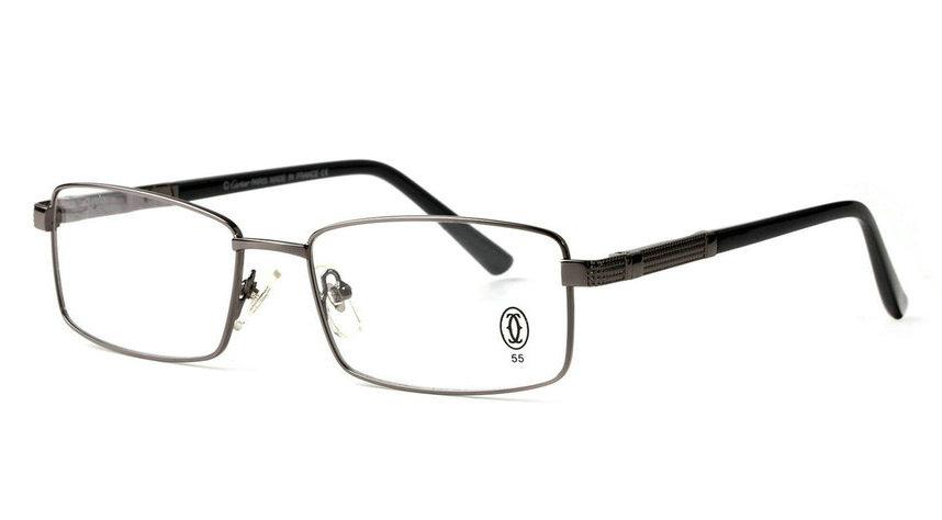 Wholesale Cheap Cartier Metal Memory Plastic Glasses Frames For Sale-023