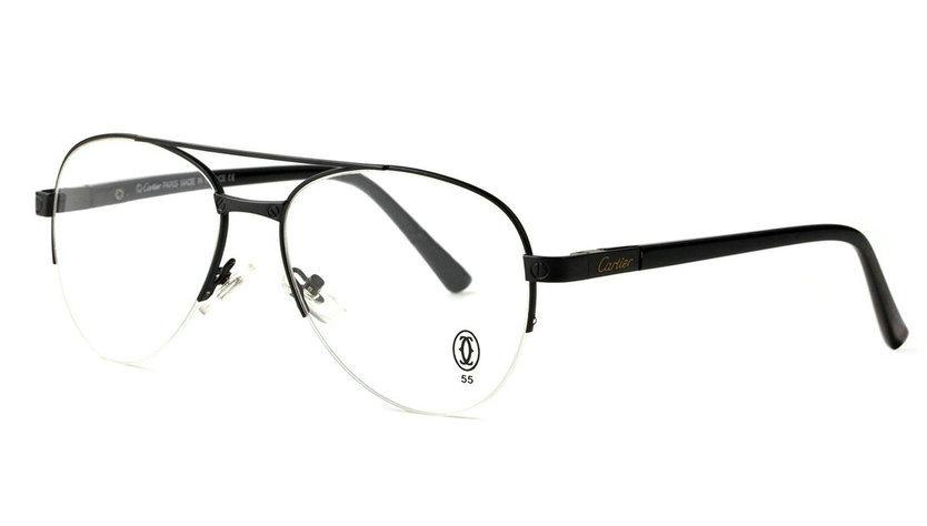 Wholesale Cheap Cartier Metal Memory Plastic Glasses Frames For Sale-029