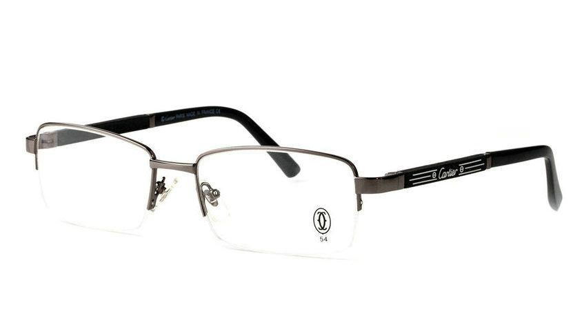 Wholesale Cheap Cartier Metal Memory Plastic Glasses Frames For Sale-030
