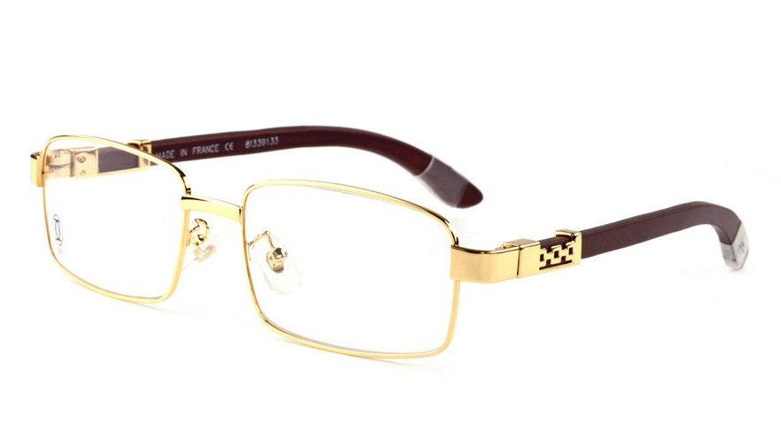 Wholesale Cheap Replica Cartier Full Rim Eyeglass Frames for Sale-213