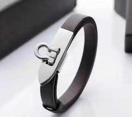 Wholesale Replica Designer Leather Bracelets-004