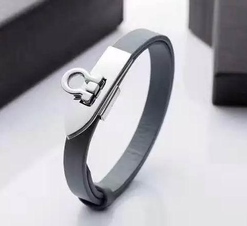 Wholesale Replica Designer Leather Bracelets-005