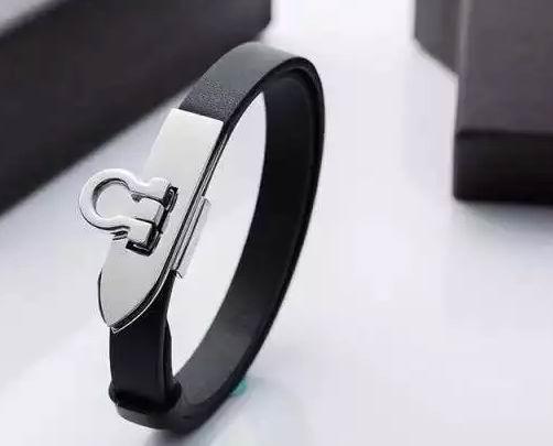 Wholesale Replica Designer Leather Bracelets-007