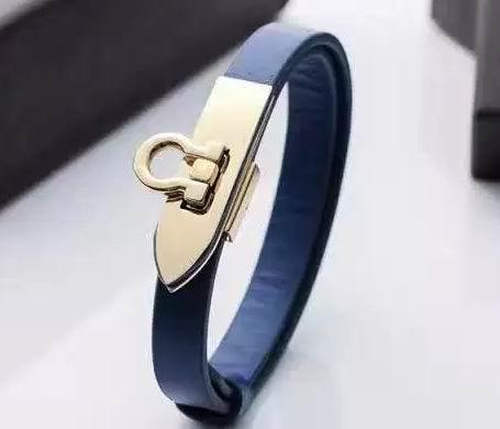 Wholesale Replica Designer Leather Bracelets-008