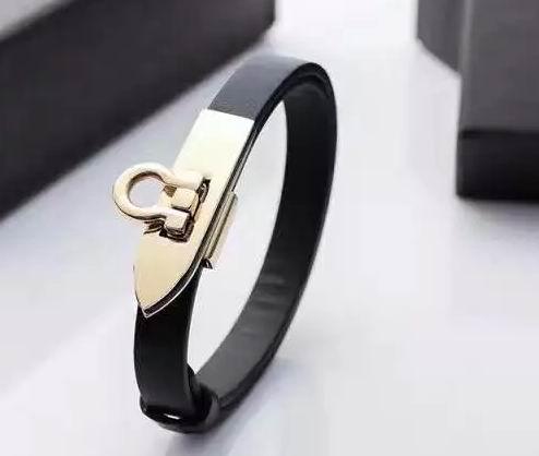 Wholesale Replica Designer Leather Bracelets-009