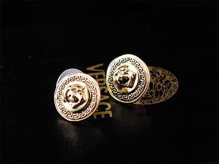 Wholesale Fashion Versace Earrings Replica-009