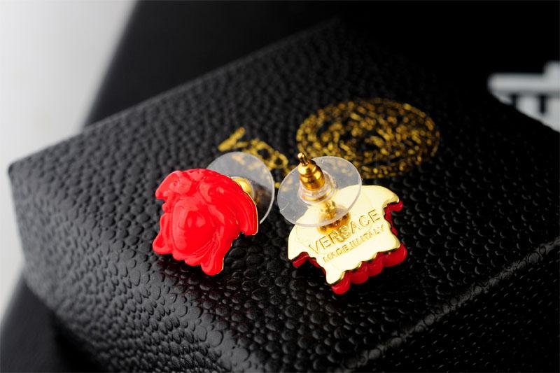 Wholesale Fashion Versace Earrings Replica-013