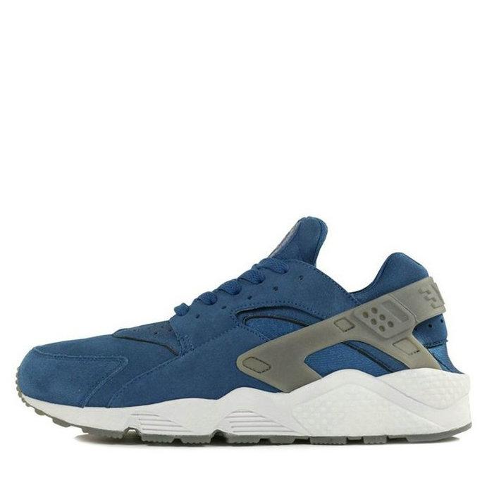 "Wholesale Cheap Nike Air Huarache 4 ""Force Blue""shoes for Sale-100"