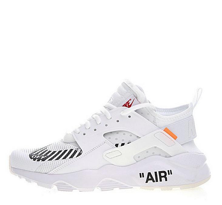 Wholesale Off-White X Nike Air Huarache Ultra White For Sale-106