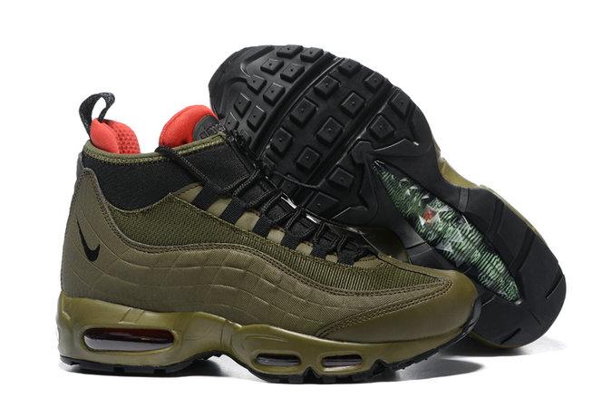 Wholesale Nike Air Max 95 Men's Running Shoes Cheap-029