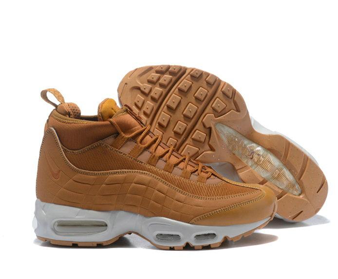 Wholesale Nike Air Max 95 SneakerBoot Men's Boot for Sale-035